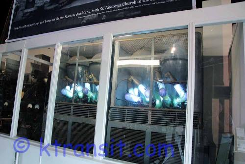 E: Power: Arc Rectifier for the Tram system