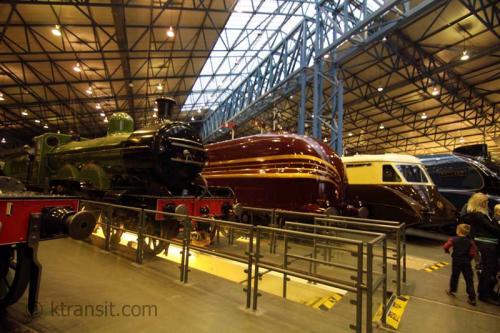 Locomotive Line up