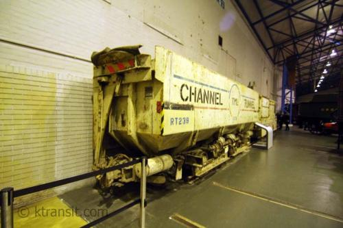 Channel Tunnel Equipment