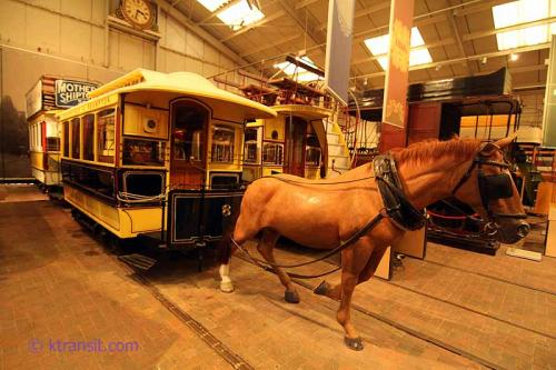 Chesterfield Horsecar # 8