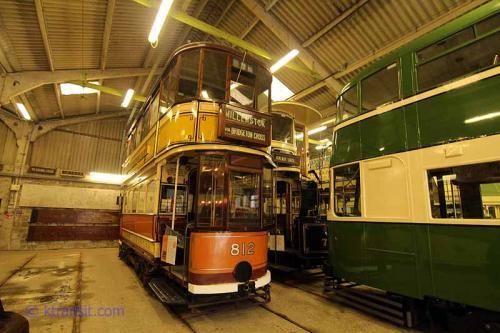 Glasgow Corporation Transport # 812