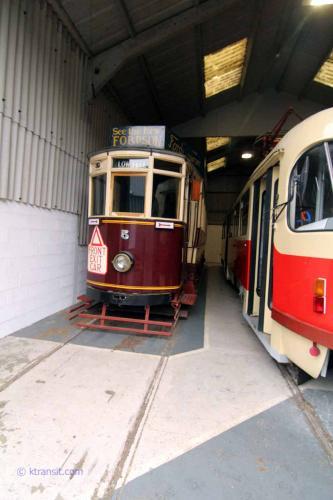 Gateshead & District Tramways # 5