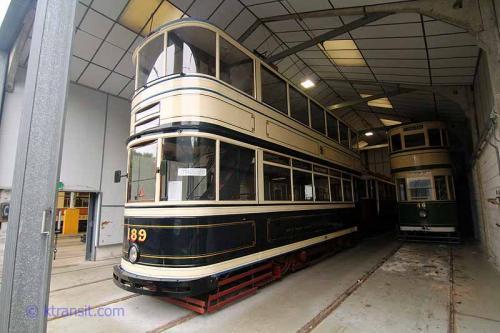 Sheffield Corporation Transport # 189