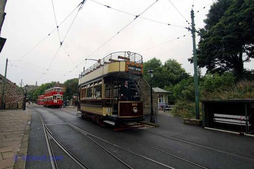 London County Council Tramways # 106