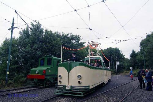 "Blackpool ""Boat"" Tram #236"