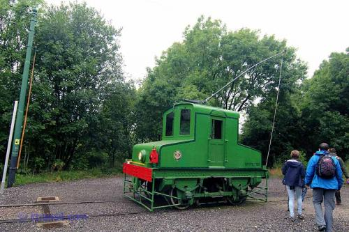 Blackpool Electric Locomotive, aka # 717