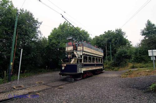 London United Tramways #159