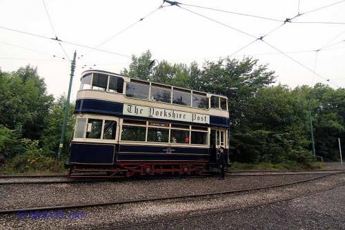 Leeds City Transport # 345