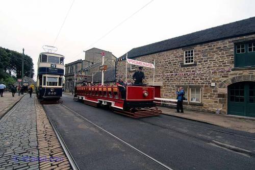 Blackpool Tram 166