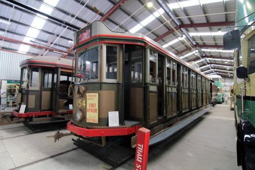 Sydney Tram 154