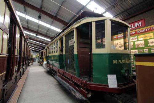 Sydney Tram 134s