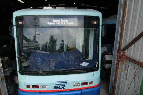 Sydney LRV