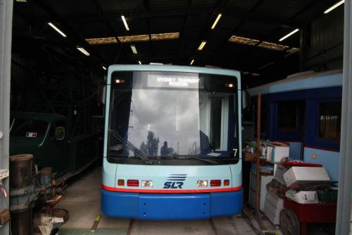 Sydney LRV 2107