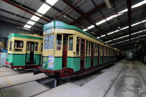 Sydney Tram 1497