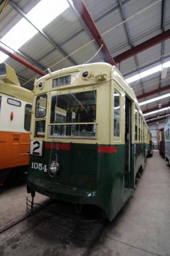 Nagasaki Tram 1054
