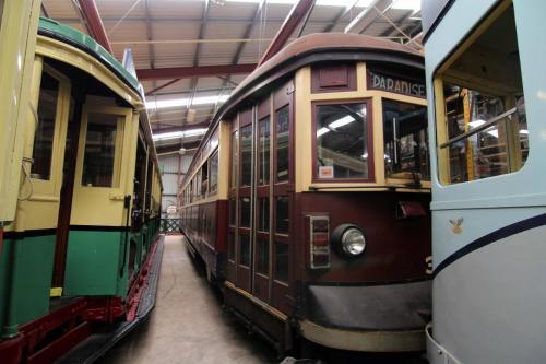 Adelade Tram 358
