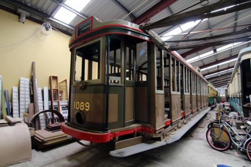 Sydney Tram 1089