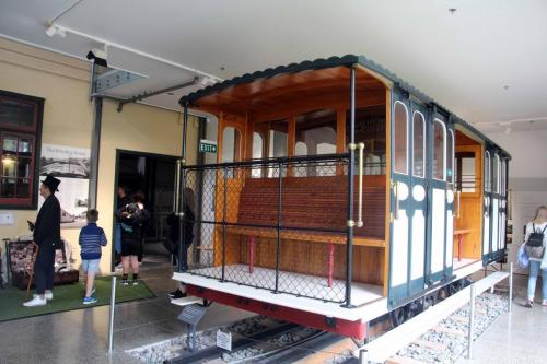 Older cable car